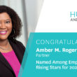 Amber Rogers Named Among Employment Rising Stars